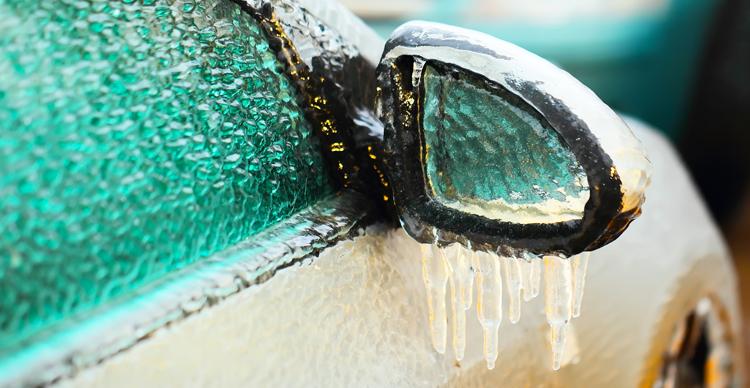 Autofahrertipps bei Frost und Schnee
