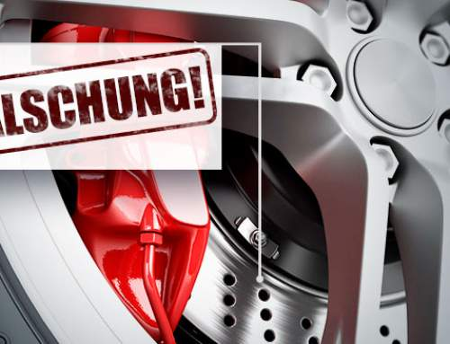 Gefälschte Markenprodukte – ein Problem auch für Kfz-Teilehersteller