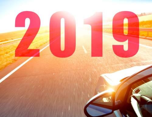 Wir wünschen unseren Lesern allzeit gute Fahrt im neuen Jahr!