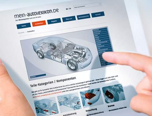 mein-autolexikon.de: Fahrzeugtechnik genial erklärt!