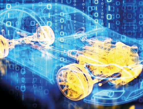 Digitalisierung im Auto weit fortgeschritten